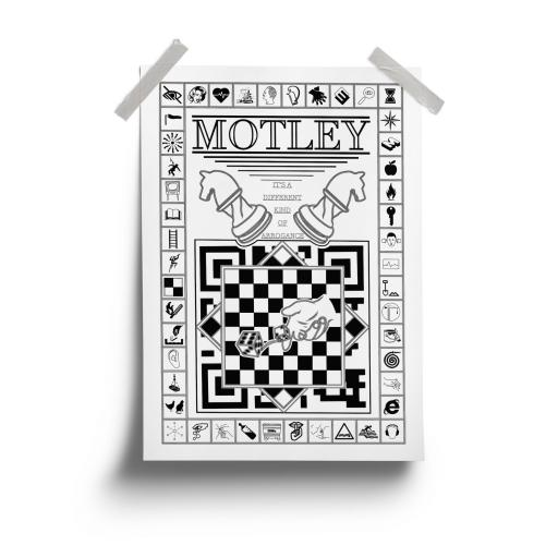 DKOA - A3 Print