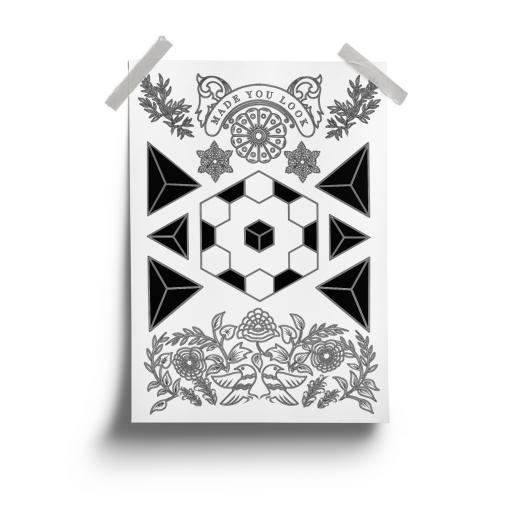 MYL - A3 Print